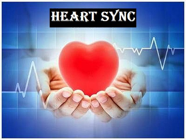 Heart sync be kingdom alignment community for Cardiac ppt template